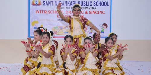 INTER SCHOOL SINGING AND DRAWING COMPETITION