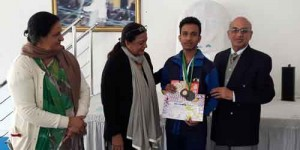 Deepak Kumar (Class XI)