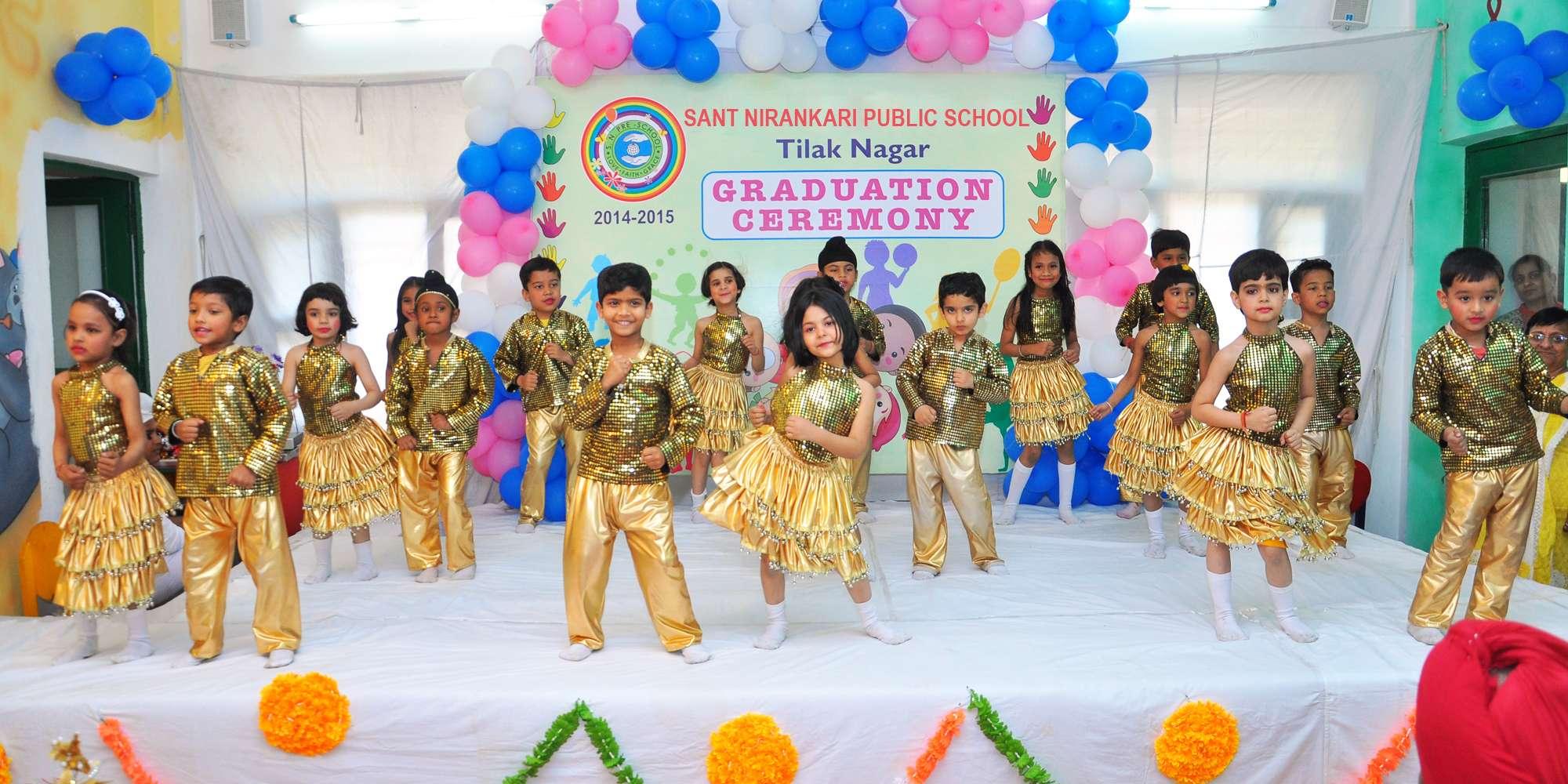 Sant Nirankari Public School, Tilak Nagar