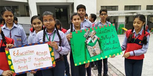 National Education Day Celebration