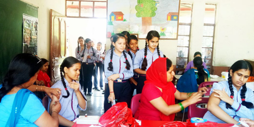 Measles and Rubella Vaccination Campaign