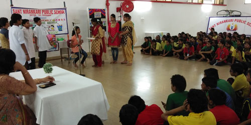 Special Assembly on Reduce, Recycle, Reuse