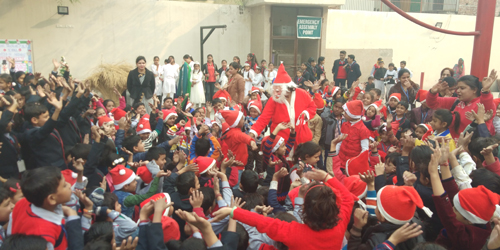 Christmas Theme Assembly