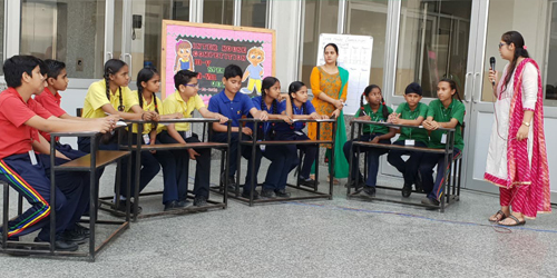 Inter House Speller and Quiz Competition