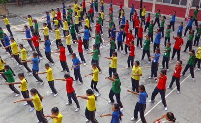 Self Defence Training for Girls conducted by Delhi Police