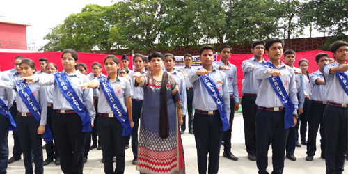 INVESTITURE AND FELICITATION CEREMONY