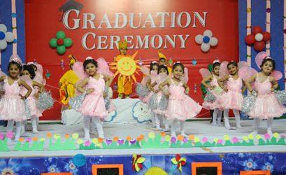 The Graduation Ceremony (Preprimary) – 2017-18
