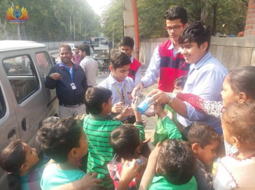 Donation Drive on samagam (6)