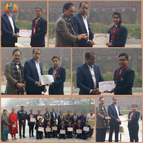 The Felicitation Ceremony by Anuvrat Nyas Institute (2)