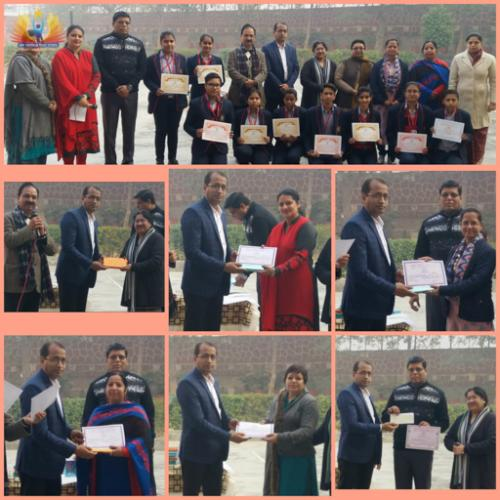The Felicitation Ceremony by Anuvrat Nyas Institute (3)
